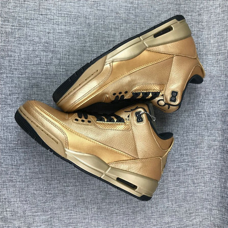 Cheap Wholesale DRAKES GOLD OVO AIR JORDAN 3 61X LIMITED OFFER - www.wholesaleflyknit.com