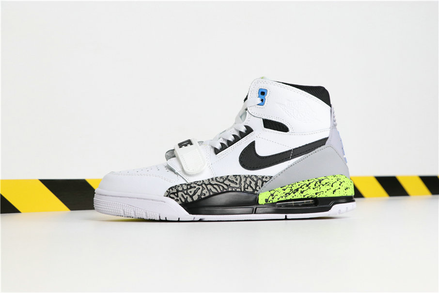 Wholesale Don C x  Cheap Nike Air Jordan Legacy 312 COMMAND FORCE AQ4160-107-www.wholesaleflyknit.com