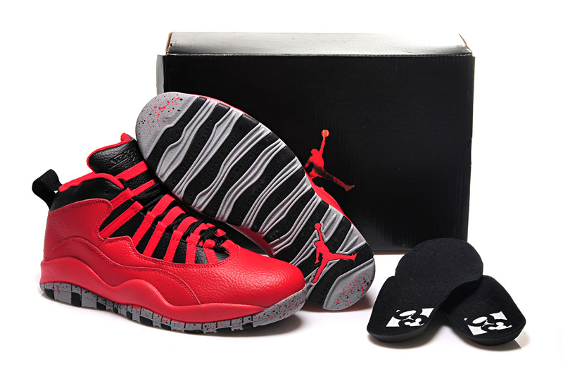 Wholesale Cheap Girls Air Jordan 10 Bulls Over Broadway Shoes For Sale - www.wholesaleflyknit.com