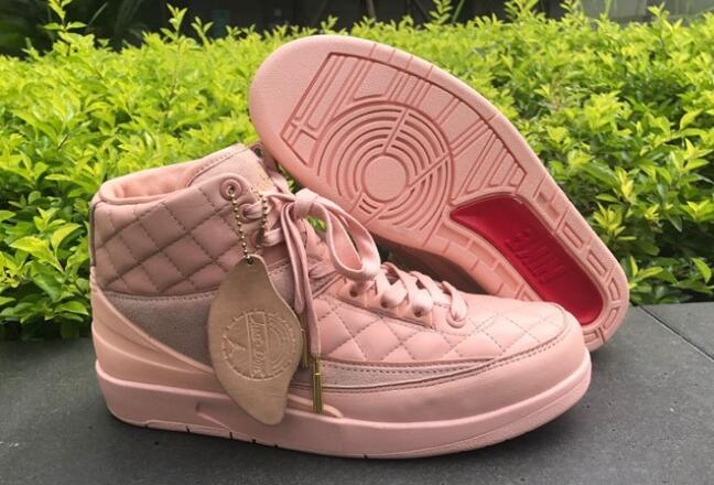 Wholesale Cheap Just Don x Air Jordan 2 Arctic Orange 2017 For Sale - www.wholesaleflyknit.com