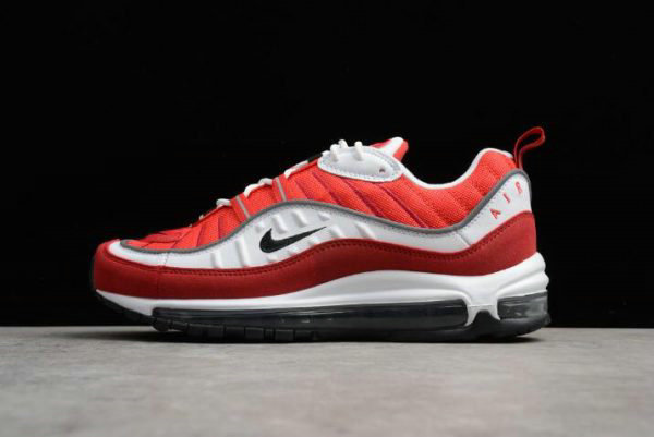 Cheap Wholesale Mens Nike Air Max 98 OG Gym Red AH6799-101 For Sale - www.wholesaleflyknit.com