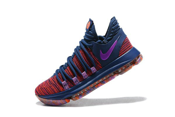 Cheap Wholesale Mens Nike KD 10 All-Star Ocean Fog Fuchsia Blast-Hyper Crimson 897817-400 - www.wholesaleflyknit.com