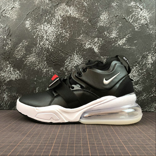 Cheap Wholesale NIKE AIR FORCE 270 CT16 QS AH6772-001 RED BLACK WHITE - www.wholesaleflyknit.com