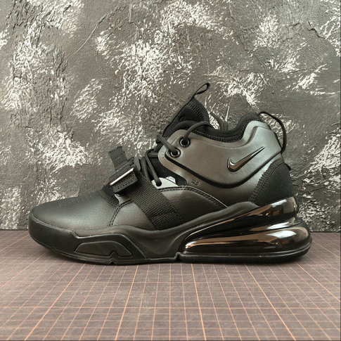 Cheap Wholesale NIKE AIR FORCE 270 CT16 QS AH6772-010 BLACK NOIR - www.wholesaleflyknit.com
