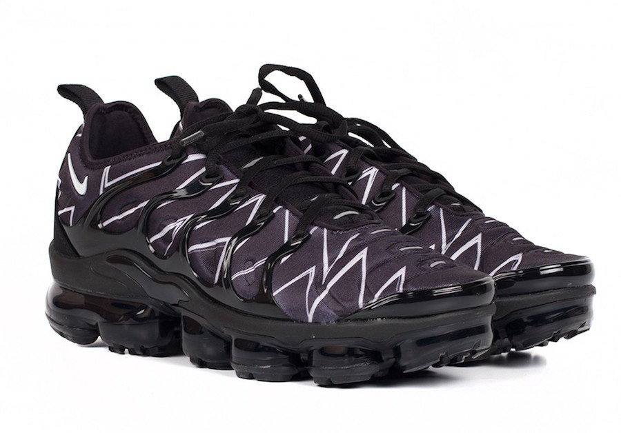 Wholesale NIKE AIR VAPORMAX PLUS COVERED IN ZIG-ZAG PRINT-www.wholesaleflyknit.com