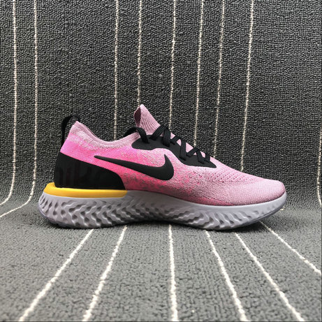 875086c73dc8 Wholesale Nike EPIC REACT FLYKNIT WOMENS AQ0070-500 PURPLE RED YELLOW  VIOVIF ROUGE JAUNE On