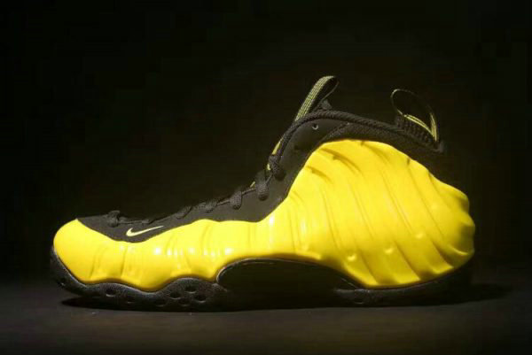 Cheap Wholesale Nike Air Foamposite One Wu-Tang Optic Yellow Black 314996-701 - www.wholesaleflyknit.com