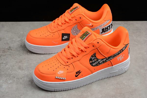 Cheap Wholesale Nike Air Force 1 Low Just Do It Yellow White For Sale - www.wholesaleflyknit.com