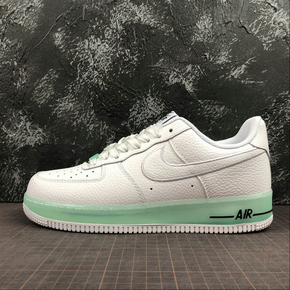 Wholesale Nike Air Force 1 Upstep Mens 596728-030 Jelly White Gelee Blanc-www.wholesaleflyknit.com