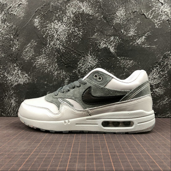 Wholesale Nike Air Max 1 Centre Pompidou Mens Womens AV3735-001 Grey Gris-www.wholesaleflyknit.com