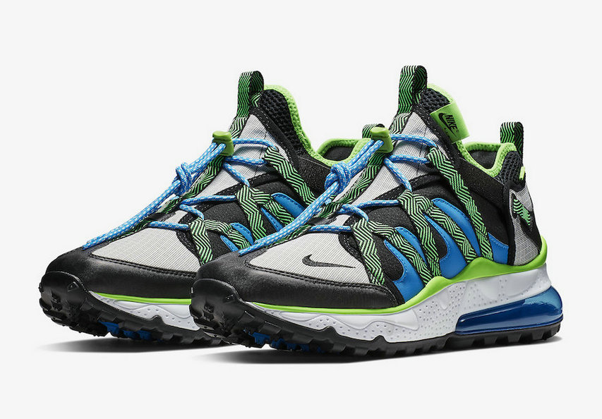 Wholesale Nike Air Max 270 Bowfin Black-Phantom-Photo Blue AJ7200-002-www.wholesaleflyknit.com