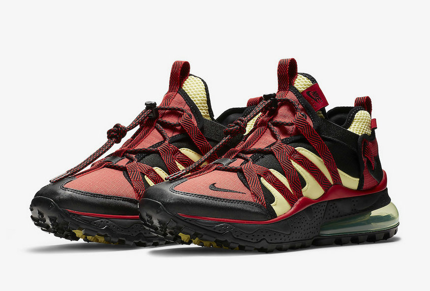 Wholesale Nike Air Max 270 Bowfin Black University Red-Light Citron-www.wholesaleflyknit.com