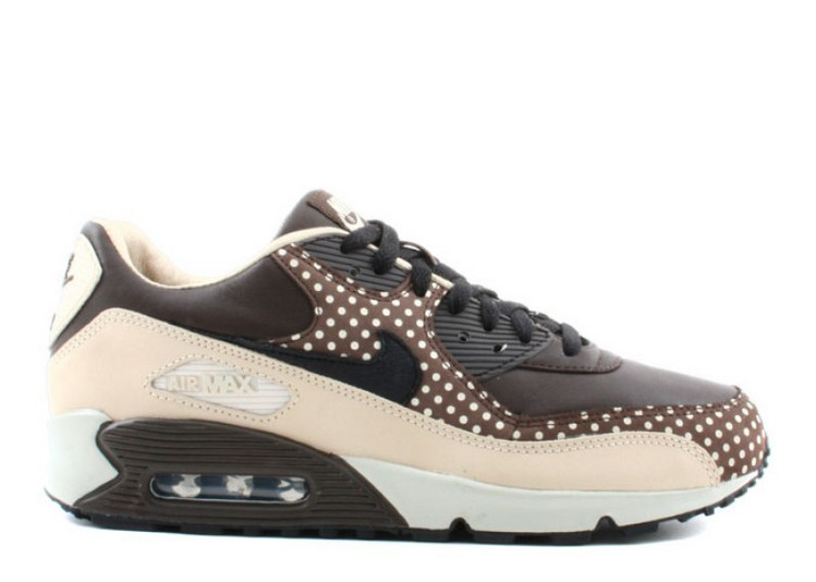 Cheap Wholesale Nike Air Max 90 Foot Patrol 313093-201 Baroque Brown Black Pearl White Light Brown - www.wholesaleflyknit.com
