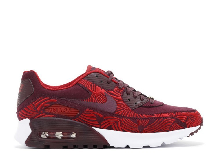 Cheap Wholesale Nike Air Max 90 Ultra Lotc Qs Shanghai 847154-600 Night Maroon Night Maroon-Gym Red - www.wholesaleflyknit.com