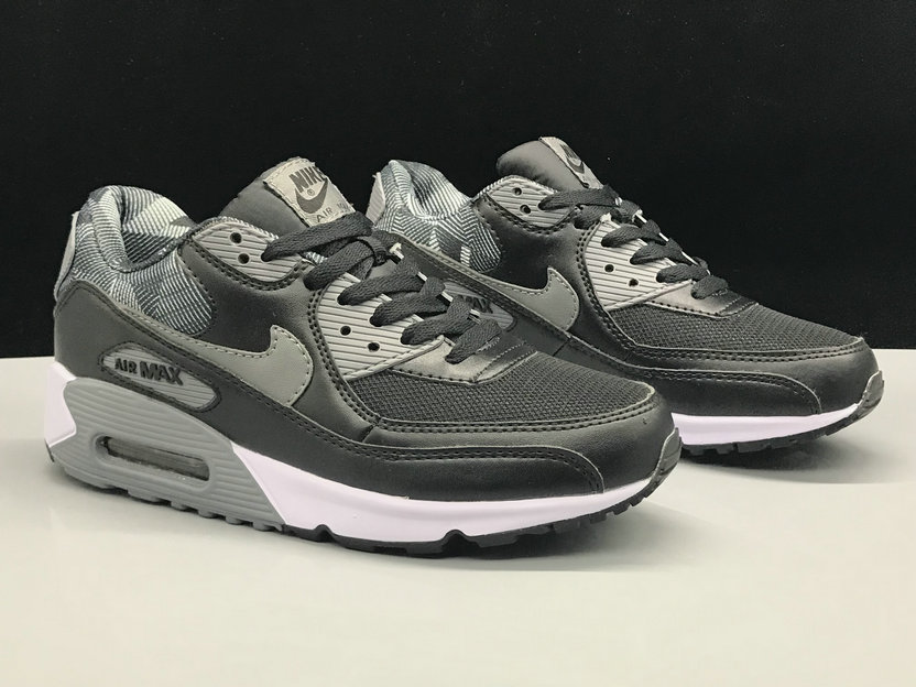 Wholesale Nike Air Max 90s Classic Light Pink Grey Black On www.wholesaleoffwhite.com