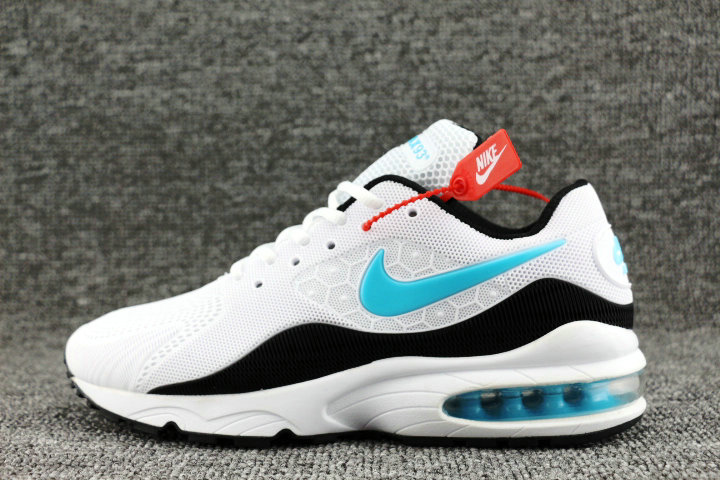 Wholesale Nike Air Max 93 OG Jade White Black On www.wholesaleoffwhite.com