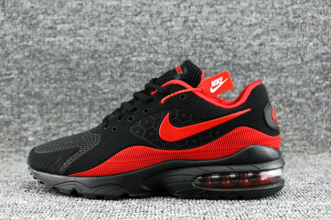 Wholesale Nike Air Max 93 OG University Red Black On www.wholesaleoffwhite.com