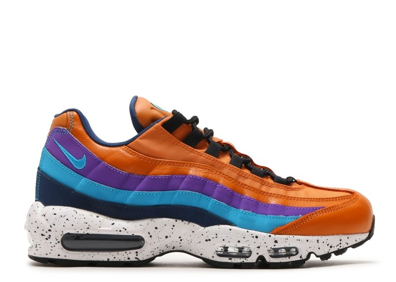 Cheap Wholesale Nike Air Max 95 Premium 538416-800 Monarch Light Blue Fury Navy Hyper Grape - www.wholesaleflyknit.com