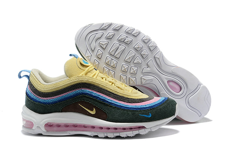 Wholesale Nike Air Max 97 VF SW Sean Wotherspoon Mens On www.wholesaleoffwhite.com