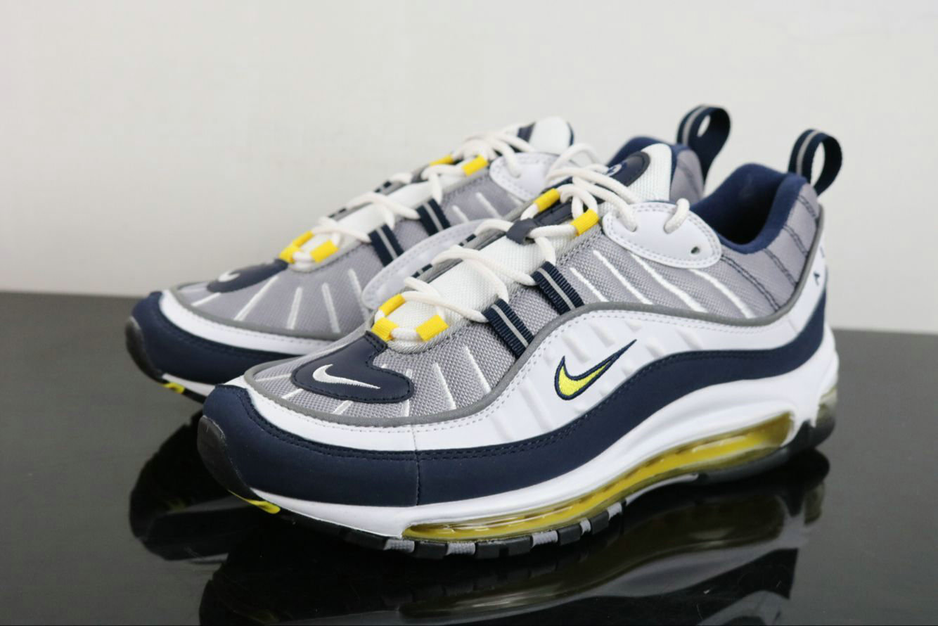 Wholesale Nike Air Max 98 Tour Yellow Releases January 26th-www.wholesaleflyknit.com