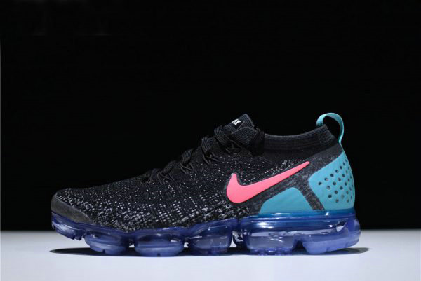 Cheap Wholesale Nike Air VaporMax Flyknit 2.0 Hot Punch Mens and Womens Sizes 942842-003 For Sale - www.wholesaleflyknit.com