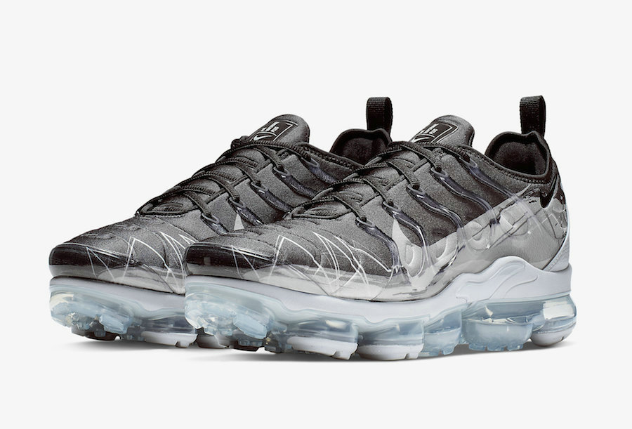 Wholesale Nike Air VaporMax Plus BV7827-001 Black Wolf Grey-www.wholesaleflyknit.com