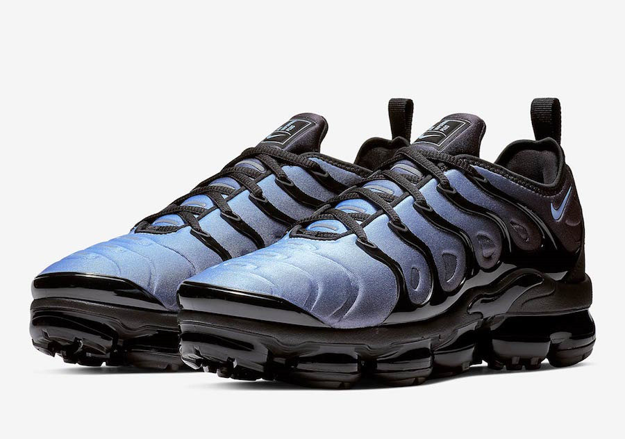 Wholesale Nike Air VaporMax Plus Black Aluminum 924453-018-www.wholesaleflyknit.com