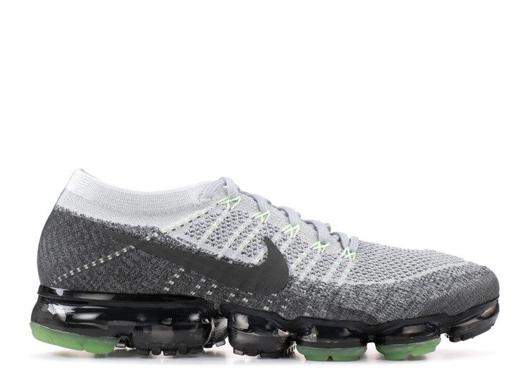Cheap Wholesale Nike Air Vapormax Flyknit Heritage Pack 922915-002 Pure Platinum Anthracite White - www.wholesaleflyknit.com