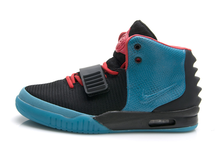 Wholesale Cheap Nike Air Yeezy 2 South Beach Glow in the Dark Sole For Sale - www.wholesaleflyknit.com