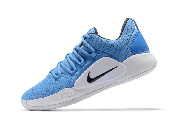 Cheap Wholesale Nike Hyperdunk X Low EP 2018 University Blue White-Black For Sale - www.wholesaleflyknit.com