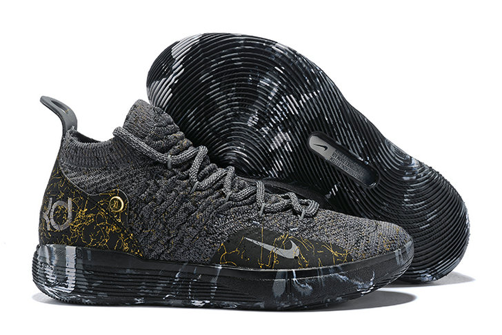 Cheap Wholesale Nike KD 11 AO2604-901 Championship Multi-Color-Metallic Gold - www.wholesaleflyknit.com