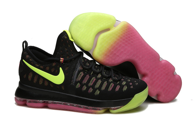 Wholesale Cheap Nike KD 9 Unlimited Multicolor Multicolor - www.wholesaleflyknit.com