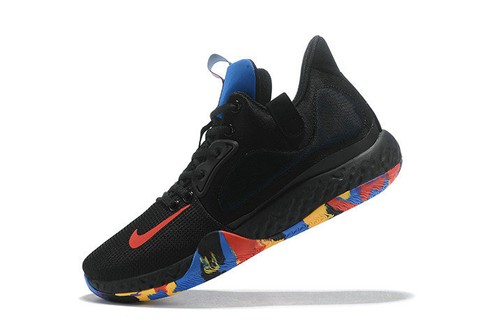 Where To Buy Nike KD Tery 6 Black Multi-Color For Sale - www.wholesaleflyknit.com