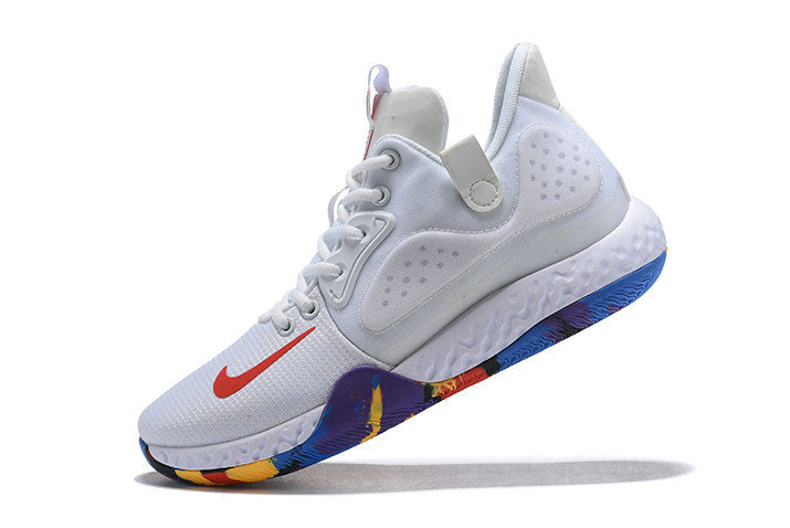 Where To Buy Nike KD Tery 6 NCAA March Madness White Multi-Color For Sale - www.wholesaleflyknit.com