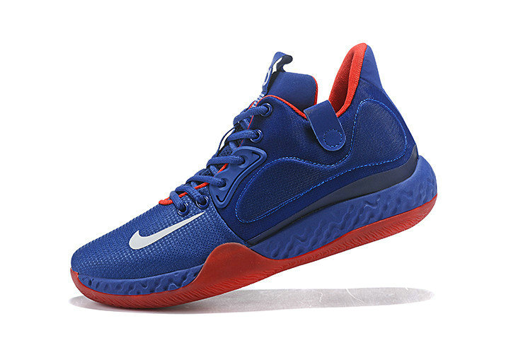 Where To Buy Nike KD Tery 6 Royal Blue Varsity Red-White For Sale - www.wholesaleflyknit.com