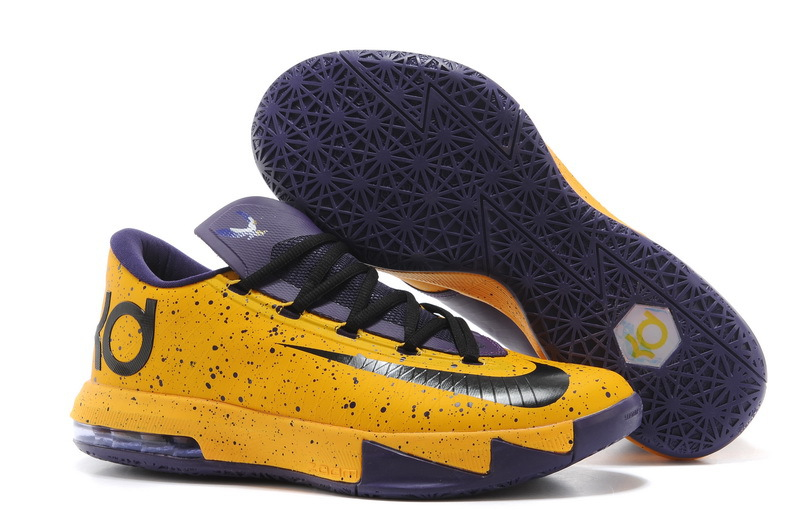 Wholesale Cheap Nike Kevin Durant KD 6 VI Montverde Academy Eagles PE For Sale - www.wholesaleflyknit.com