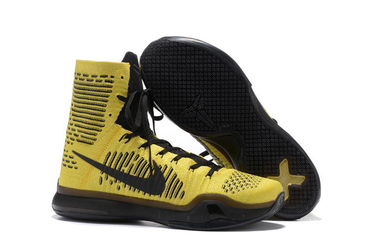Wholesale Cheap Nike Kobe 10 Elite High Opening Night For Sale - www.wholesaleflyknit.com