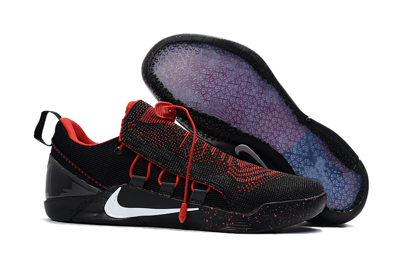 Wholesale Cheap Nike Kobe A.D. NXT Black Red For Sale - www.wholesaleflyknit.com