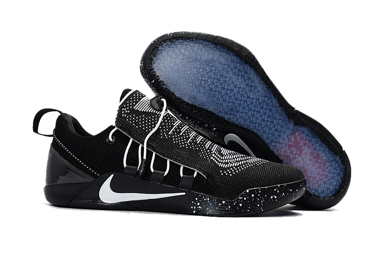 Wholesale Cheap Nike Kobe A.D. NXT Black White For Sale - www.wholesaleflyknit.com