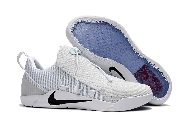 Wholesale Cheap Nike Kobe A.D. NXT Wolf Grey For Sale - www.wholesaleflyknit.com