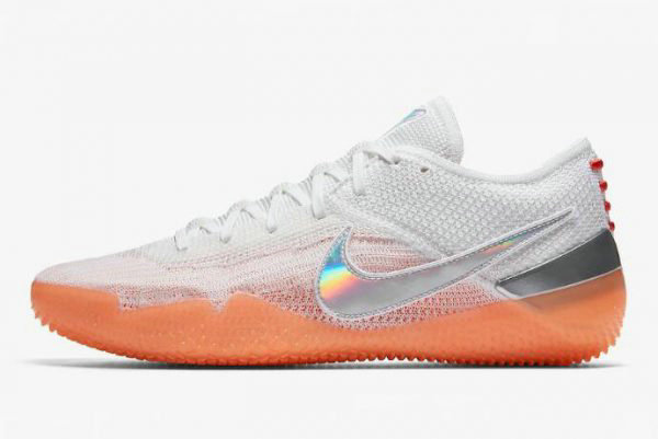 Cheap Wholesale Nike Kobe AD NXT 360 Infrared White Black-Infrared 23-Volt AQ1087-100 - www.wholesaleflyknit.com