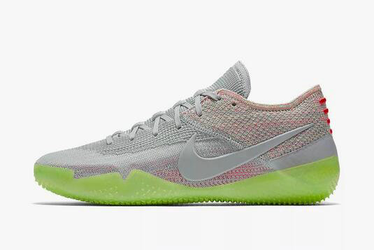 Cheap Wholesale Nike Kobe AD NXT 360 Multicolor Grey Multi-Color AQ1087-003 - www.wholesaleflyknit.com