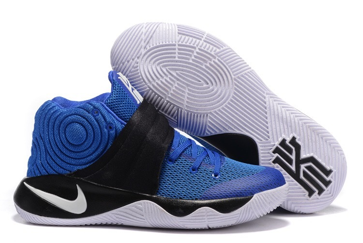 Wholesale Cheap Nike Kyrie 2 Brotherhood Hyper Cobalt Metallic Silver-Black - www.wholesaleflyknit.com