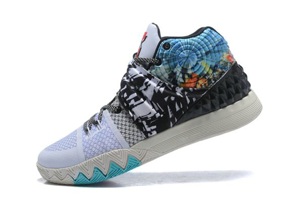 Cheap Wholesale Nike Kyrie S1 Hybrid All-Star Effect White Black-Multi-Color - www.wholesaleflyknit.com