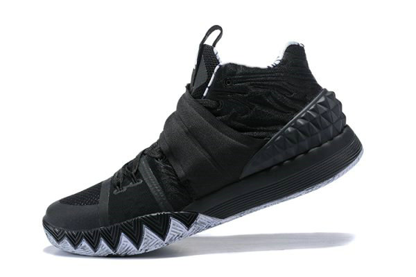 Cheap Wholesale Nike Kyrie S1 Hybrid Black White Mens Basketball Shoes For Sale - www.wholesaleflyknit.com
