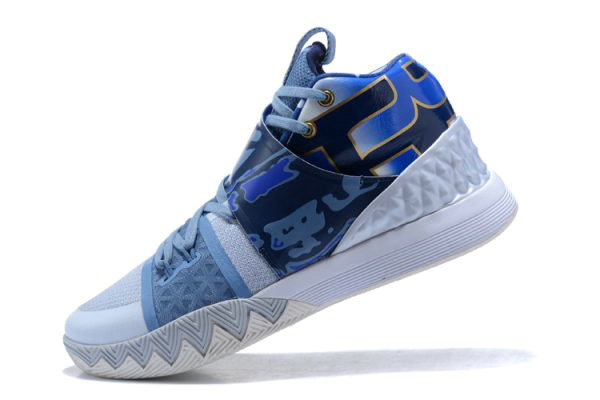 Cheap Wholesale Nike Kyrie S1 Hybrid What The Blue Gold White AJ5165-902 - www.wholesaleflyknit.com
