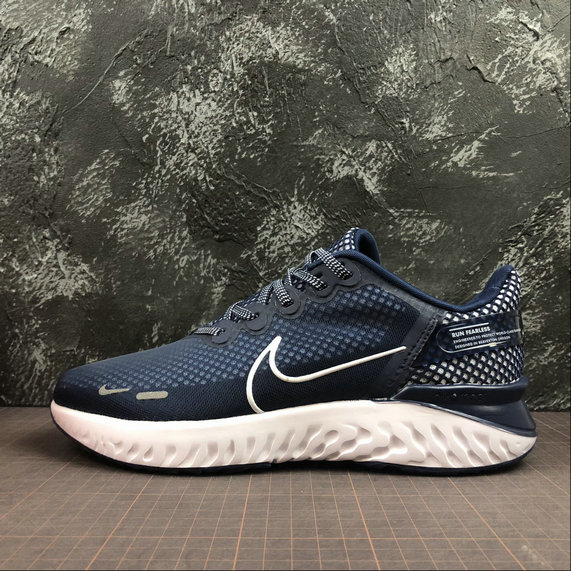 Wholesale Nike Legend React 3 517762-802 DK.BLUE WHITE-www.wholesaleflyknit.com
