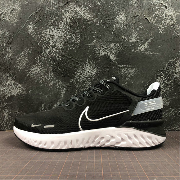Wholesale Nike Legend React 3 517762-805 BLACK WHITE-www.wholesaleflyknit.com