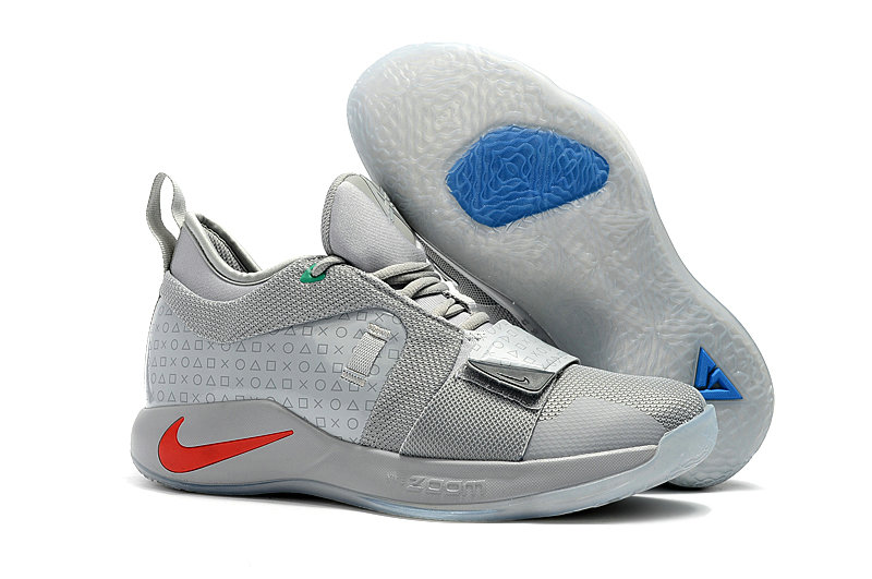 Cheap Wholesale Nike PG 2 AJ2039-002 Pure Platinum Neo Turquoise-Wolf Grey-Aurora Green - www.wholesaleflyknit.com