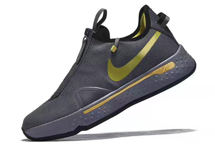 Where To Buy Nike PG 4 Cool Grey Metallic Gold-Black 2020 For Sale - www.wholesaleflyknit.com